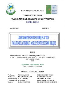essentiel-generique-these_meg-accessibilite-togo_2005