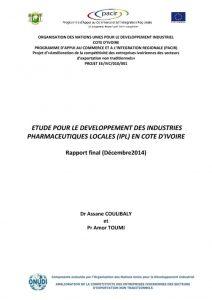 etude_industrie_pharmaceutique-Cote-dIvoire2014