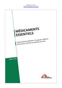 medicaments-essentiels-guide-2016-msf