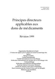 principes-directeurs_dons_1999_oms