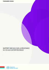 rapport_oms_2012_resistance_antiretroviraux