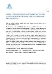 lobal-priority-list-of-antibiotic-resistant-bacteria-2017